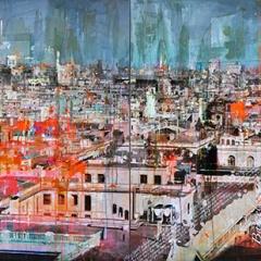 Barcelona 145_2x81x100cm-__sold