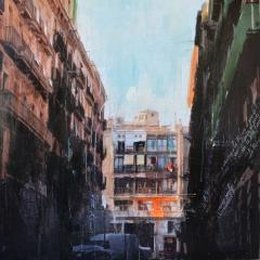 Barcelona 215_100x100cm