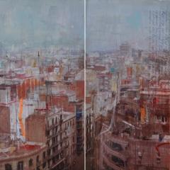 Barcelona 224_2x80x80__sold