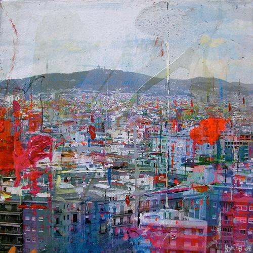 Barcelona 40_20x20cm__sold