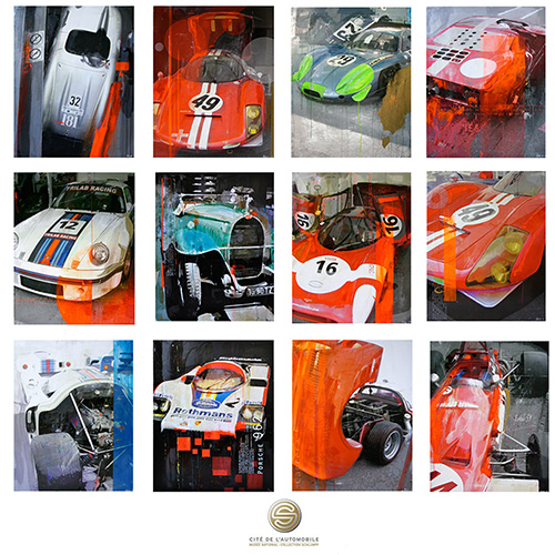 2010: 'Racing Legends' @-Cite de l'Automobile_ Mulhouse/France