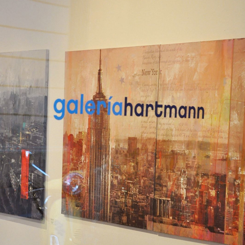 May 2013: Exhibition BCN-NYC-TYO @ Galeria Hartmann/La Santa Barcelona