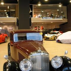2008: Exhibition \'Racing-Legends\' @ Gentlemen Drive__Sant Cugat/Spain