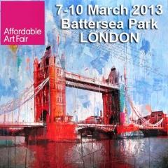March 2013_ participation @ AAF London