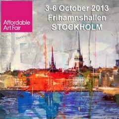 October 2013_ participation @ AAF Stockholm