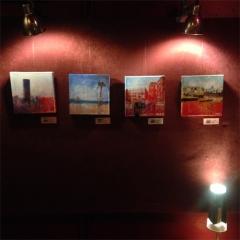 Exhibition @ Restaurante PLA, Barcelona__Aug -Oct 2018