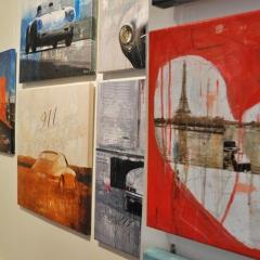 Exhibition @ Galerie Kellermann, Düsseldorf__May/June 2014