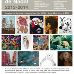Col.lectiva de Nadal @ Galeria ESPAI(B)__Dec 2013