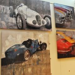 Paintings @ Galeria HMH__Palma/Mallorca