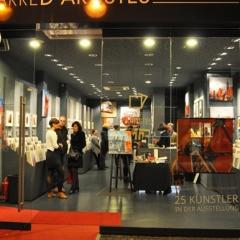 Ausstellung Carré d'Artistes Köln__16.11.2013