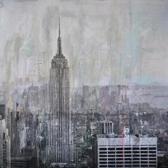 New York 123_120x120cm__sold