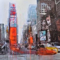 New York 165_80x80cm__sold