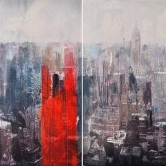 New York 209_2x75x95__sold