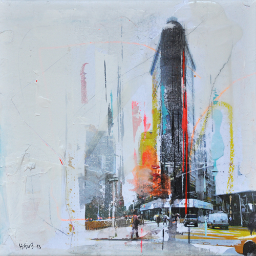 New York 177_20x20cm