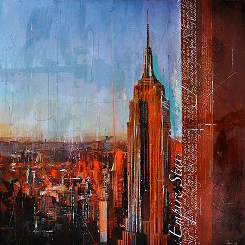 New York 63_80x80cm