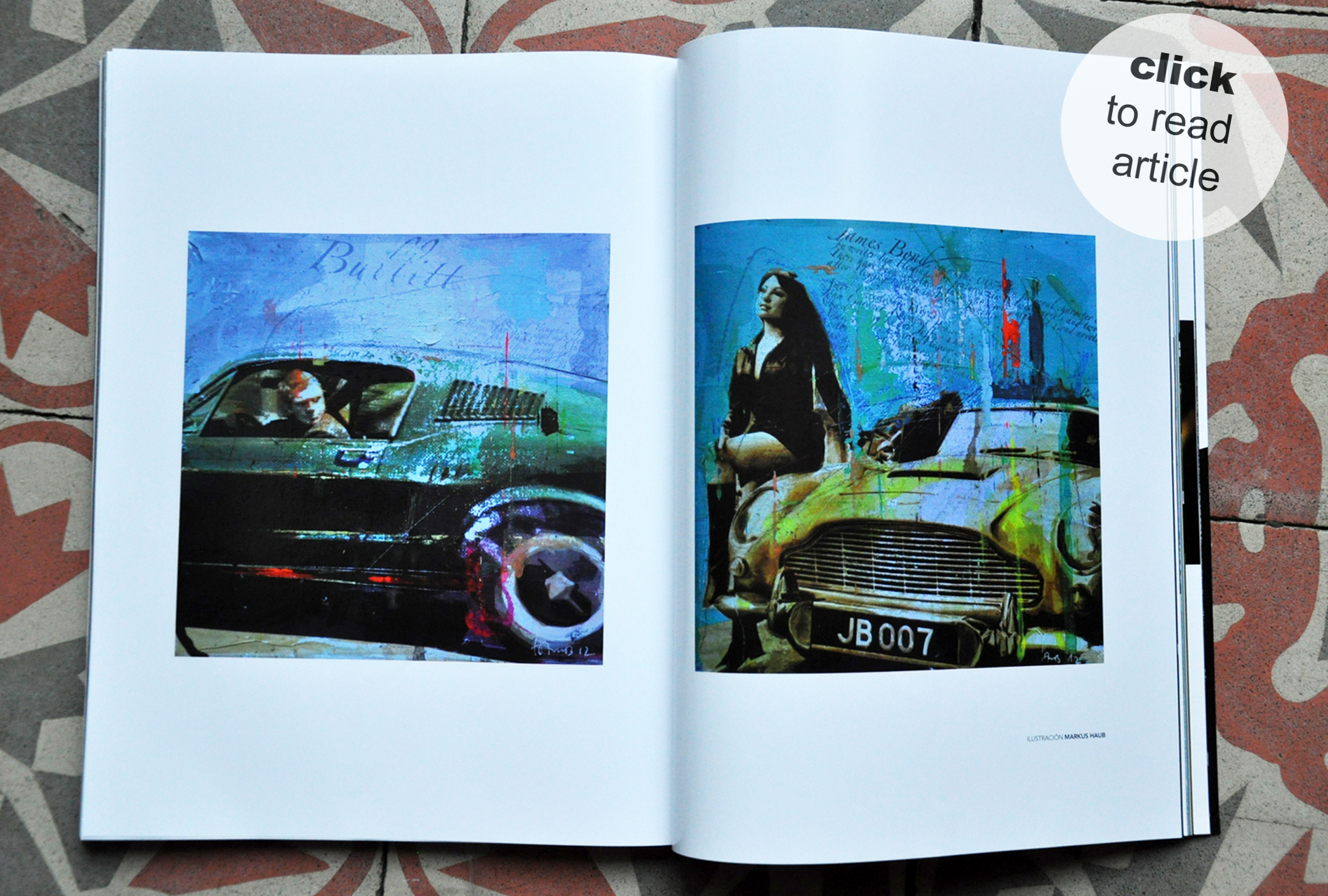 September 2012: Article @ Avenue Illustrated Magazine