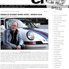 August 2011: Interview @ WERK CREW USA