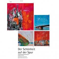 May 2012: Article @ SENSOR Magazin Mainz #19