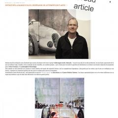 January 2013: Interview @ ZONA RAPIDA Spain