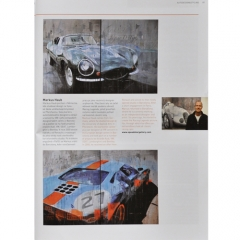 March 2014: article @ Auto Design & Styling Magazine #44