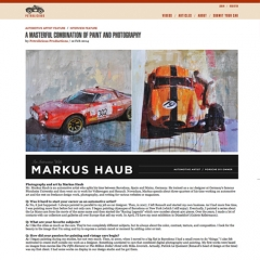 February 2014: Interview @ Petrolicious