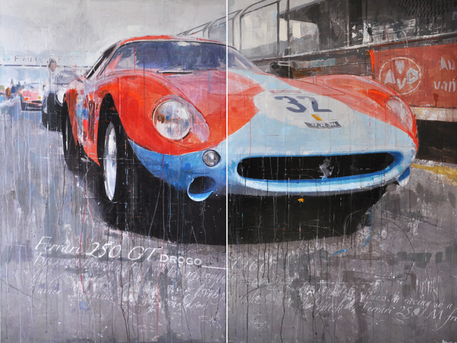 Racing Legends 419_2x100x150cm