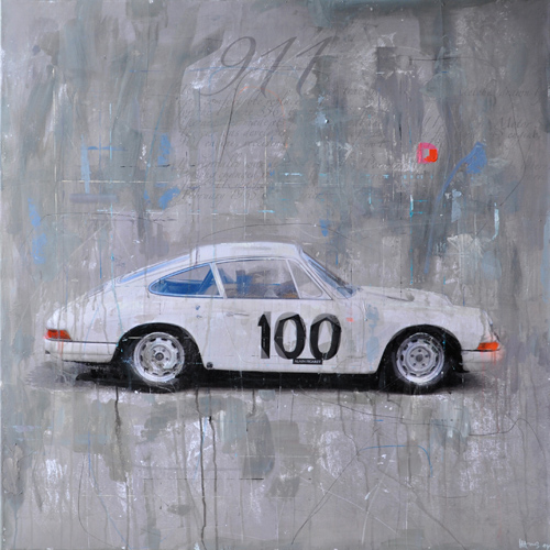 Racing Legends 457_100x100cm