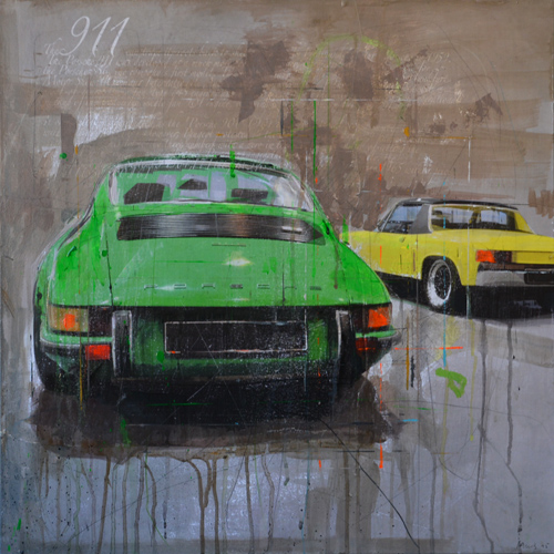 Racing Legends 508_60x60cm_sold