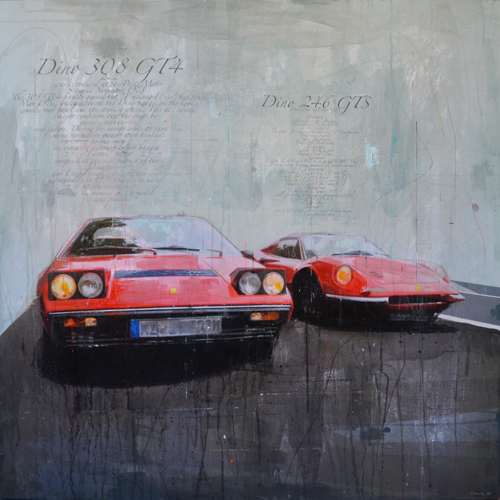Racing Legends 510_100x100cm