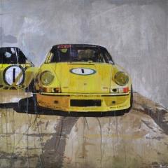 Racing Legends 505_80x80cm