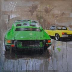 Racing Legends 508_60x60cm_sold